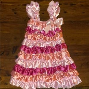 Other - Gorgeous ruffle pink dress photography prop
